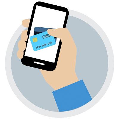 nouveau système de paiement distributeur automatique