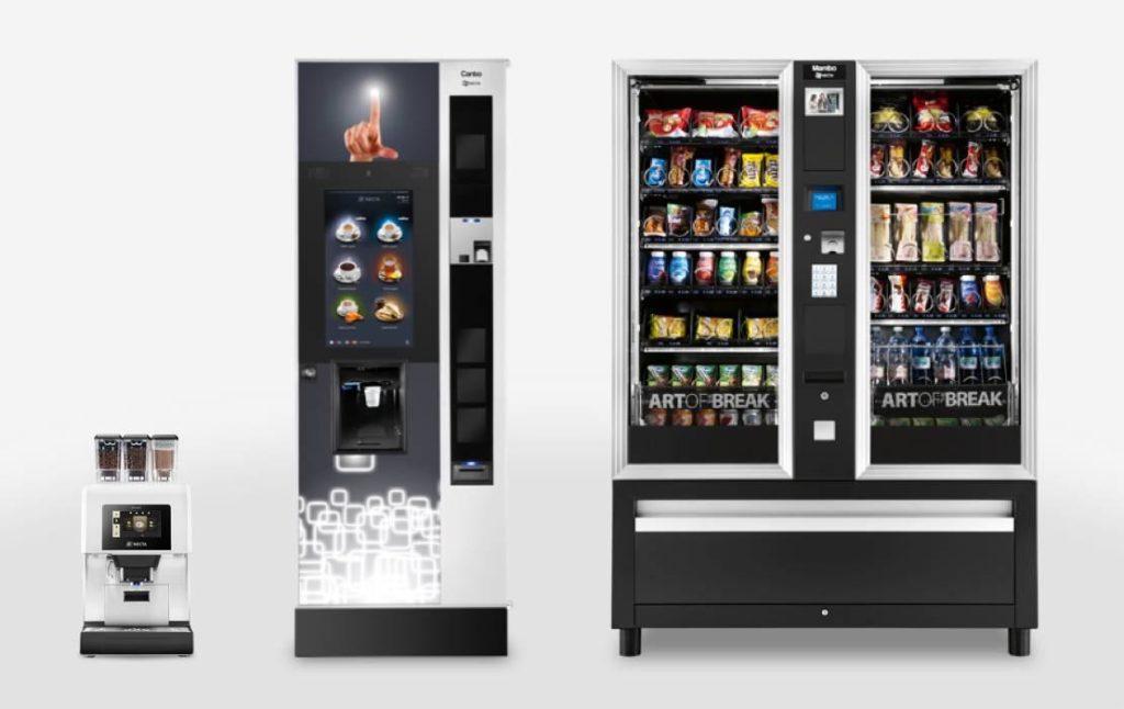 Machine l'Igloo Distribution Automatique